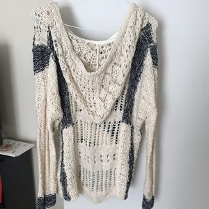 Free people Sweater!! New!!